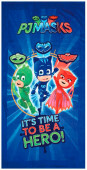 Toalha Piscina Praia PJ Masks Its time to be a Hero