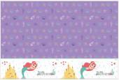 Toalha plástica Princesa sereia Ariel Under The Sea