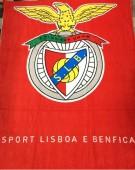Toalha Praia Algodão 100 x180 SLB Benfica
