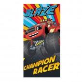 Toalha praia Algodão Blaze Champion Race