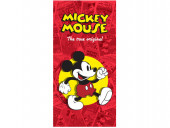 Toalha Praia Algodão Mickey True Original