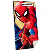 Toalha Praia Algodão Spiderman Meanwhile