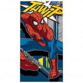 Toalha Praia Algodão Spiderman Thwip