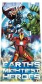 Toalha praia Avengers Marvel Lightning