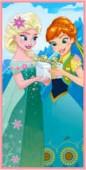 Toalha Praia Frozen Elsa - Presente