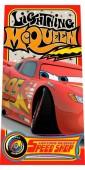 Toalha Praia MC Queen Cars LMQ