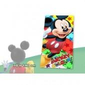 Toalha praia Mickey Colors