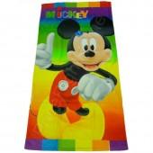 Toalha praia Mickey Disney