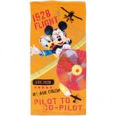Toalha Praia Mickey Mouse Flight