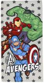 Toalha Praia Microfibra Avengers Estrelas