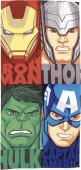 Toalha Praia Microfibra Avengers Vingadores