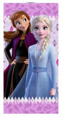 Toalha Praia Microfibra Frozen 2 Disney