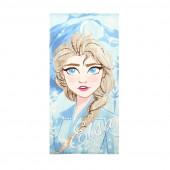 Toalha Praia Microfibra Frozen 2 Elsa
