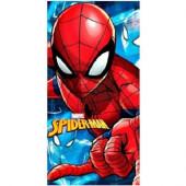 Toalha Praia Microfibra Marvel Spiderman