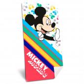Toalha Praia Microfibra Mickey Colors