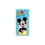 Toalha Praia Microfibra Mickey Oh Boy