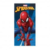 Toalha Praia Microfibra Spiderman Hands