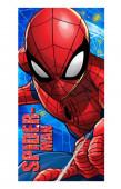 Toalha Praia Microfibra Spiderman Marvel