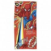 Toalha Praia Microfibra Spiderman Thwip