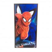 Toalha Praia Microfibra Spiderman Ultimate