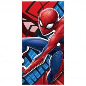 Toalha Praia Microfibra Spiderman