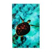 Toalha Praia Microfibra Tartaruga
