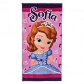 Toalha praia Princesa Sofia Disney Sweet