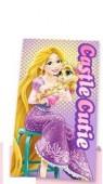 Toalha Princesas Disney Pets Cutie