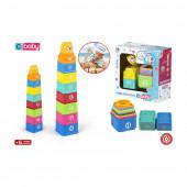 Torre Cubos Plástico Bebé