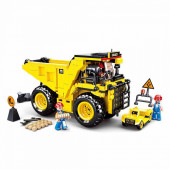 Town Camião de Construção 416 peças Sluban