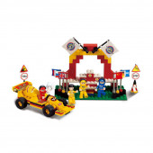 Town Formula Car F1 Podium 149 pcs Sluban