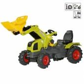 Tractor Claas c/ pá Axos 340 Rolly