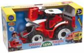 Tractor com Escavadora e Pa 67 cm