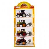 Tractores Miniatura - Sortidos