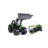 Trator com Pá Deutz-Fahr 7250 TTV 45cm