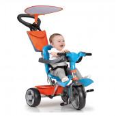 Triciclo Baby Plus Music Azul Feber