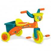 Triciclo C/Cesto Minions