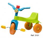 Triciclo Colorido Bebé