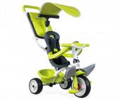 Triciclo Smoby Baby Balade Verde