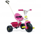 Triciclo Smoby Be Fun Rosa
