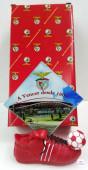 Troféu Chuteira Estádio Benfica 19cm
