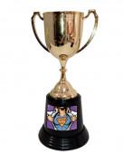 Troféu Super Mãe 23cm
