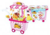Trolley Cozinha 34 peças