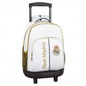 Trolley Escolar Compacto Real Madrid 45cm