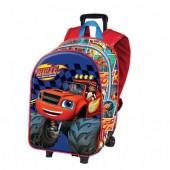 Trolley Infantil pre escolar de Blaze