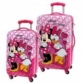 Trolley Mala Viagem Minnie Daisy Disney