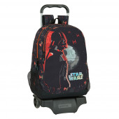 Trolley Mochila Escolar 44 cm Star Wars The Dark Side