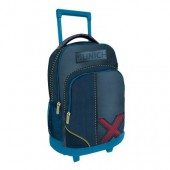 Trolley mochila escolar 45cm Munich Never Forget