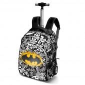 Trolley mochila escolar 48cm Batman Tagsignal