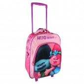 Trolley mochila pré escola 3D EVA 41cm - Hug Your Heart Out